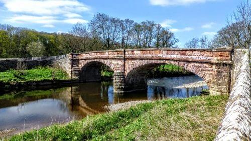 Bolton Bridge, outside Bolton