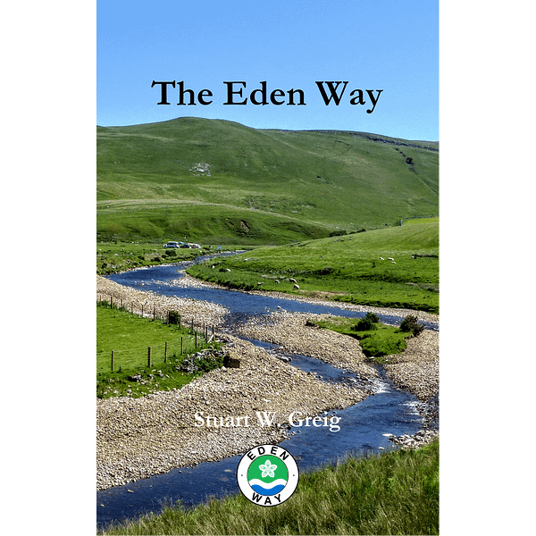 Eden Way walking guide book cover