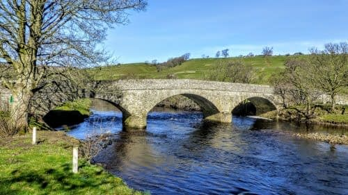 Isles Bridge, Swaledale