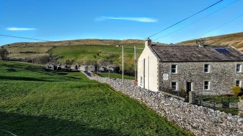 Butt House and Keld village