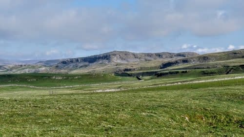 Looking towards Feizor Thwaite from Giggleswick
