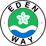 Eden Way walk logo