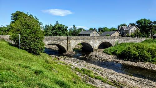 Ure Bridge at Bainbridge