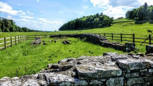 Ruins of Penhill Preceptory