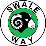 Swale Way walk logo