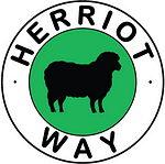 herriot way walk logo
