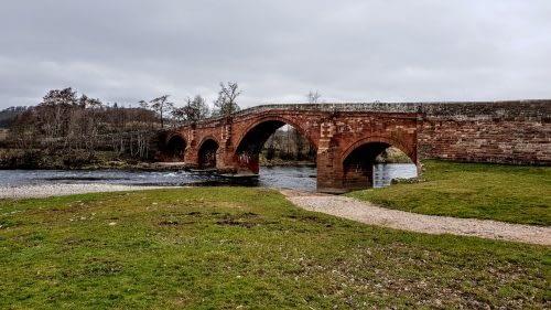 Bridge over the Eden, Kirkoswald