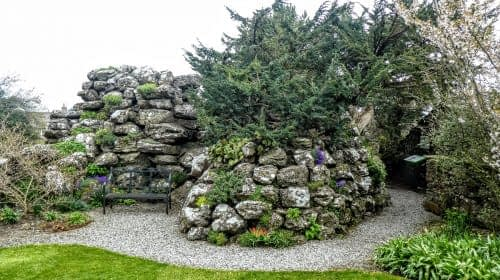 Rock garden, Aysgarth
