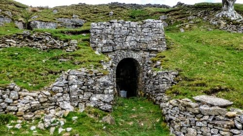 Lime kiln, Upper Swaledale
