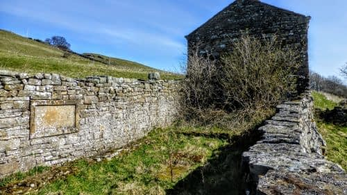 Remains of Smarber Chapel, Gunnerside