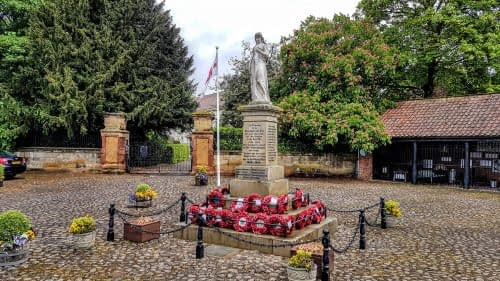 War memorial, Boroughbridge