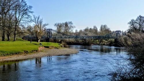 Memorial Bridge, Carlisle