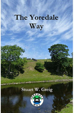 yoredale way walking guide book cover